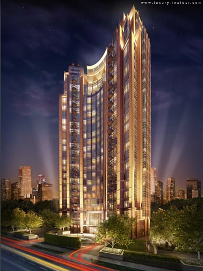Брюс Уиллис купил пентхаус в The Carlyle Residences