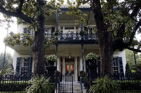 Nicolas Cage homes New Orleans